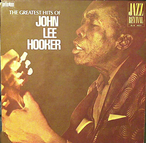 Bild John Lee Hooker - The Greatest Hits Of John Lee Hooker (LP, Comp) Schallplatten Ankauf