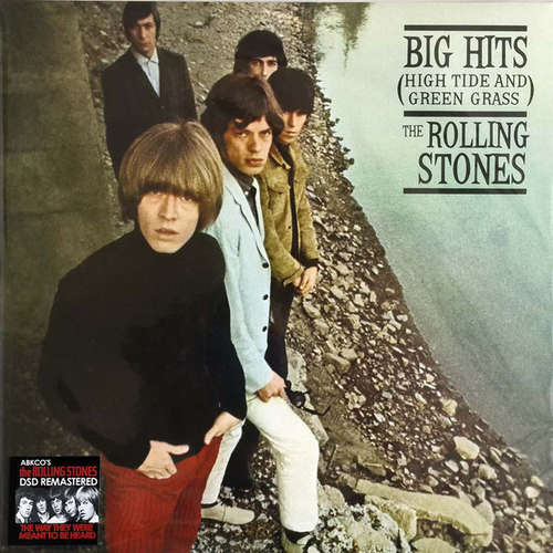 Cover The Rolling Stones - Big Hits (High Tide And Green Grass) (LP, Comp, RE, RM, Gat) Schallplatten Ankauf