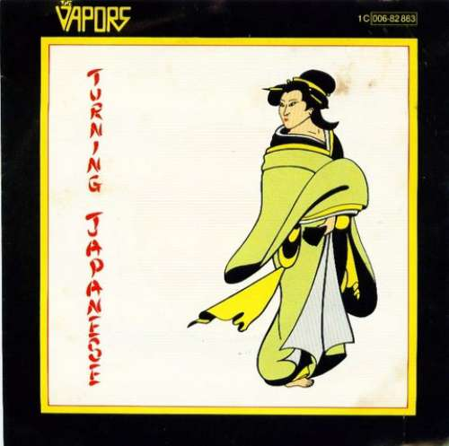 Cover The Vapors - Turning Japanese (7, Single) Schallplatten Ankauf