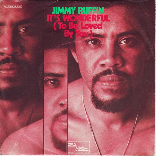 Bild Jimmy Ruffin - It's Wonderful (To Be Loved By You) (7, Single) Schallplatten Ankauf