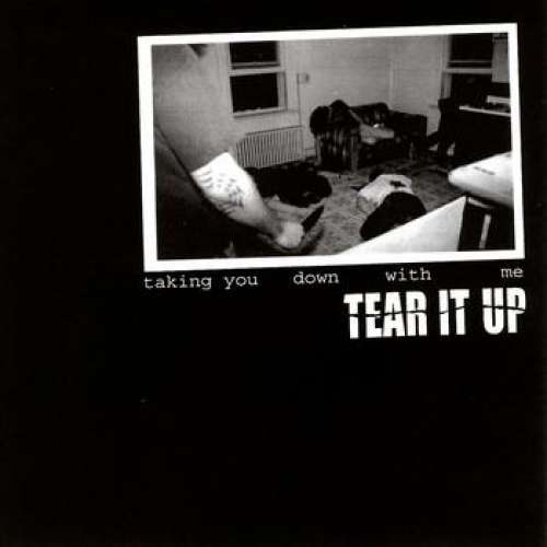 Cover Tear It Up - Taking You Down With Me (12, EP) Schallplatten Ankauf
