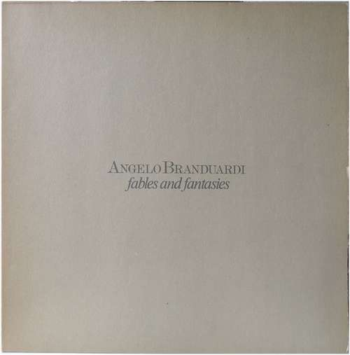 Cover zu Angelo Branduardi - Fables And Fantasies (LP, Album, Gat) Schallplatten Ankauf