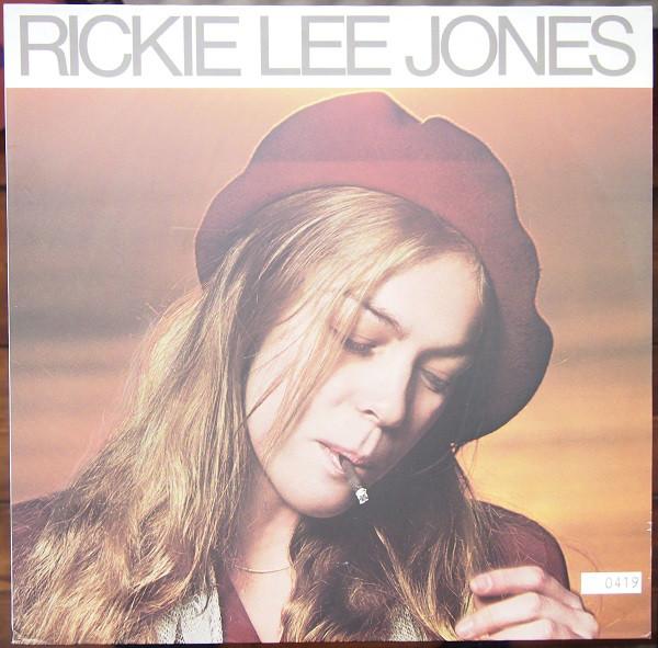Cover zu Rickie Lee Jones - Rickie Lee Jones (LP, Album, Ltd, Num, RE, 180) Schallplatten Ankauf