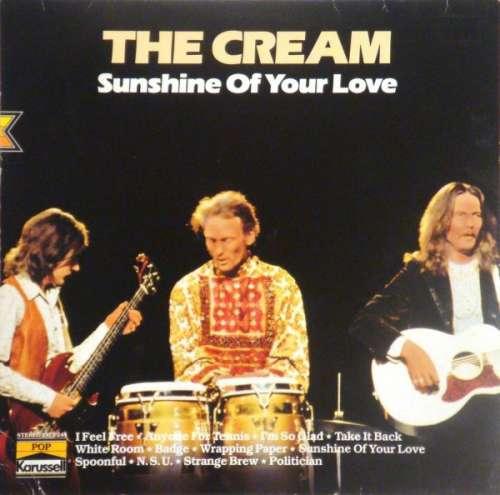 Bild Cream (2) - Sunshine Of Your Love (LP, Comp) Schallplatten Ankauf
