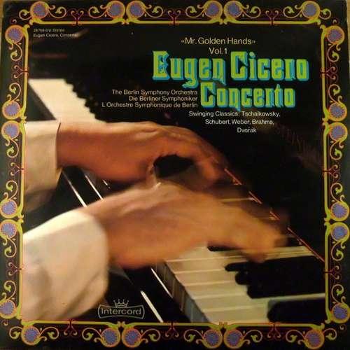 Bild Eugen Cicero - Eugen Cicero Concerto -  Mr. Golden Hands Vol.1 (LP, Album) Schallplatten Ankauf
