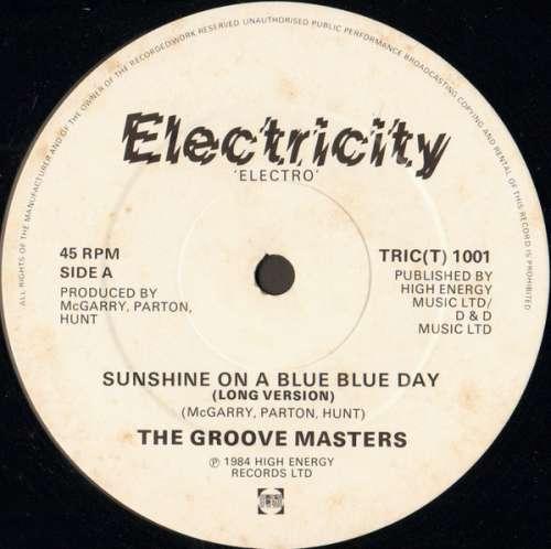 Bild The Groove Masters (2) - Sunshine On A Blue Day (12) Schallplatten Ankauf