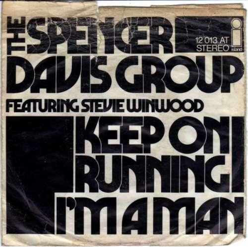Bild The Spencer Davis Group Featuring Stevie Winwood* - Keep On Running  / I'm A Man (7, Single) Schallplatten Ankauf