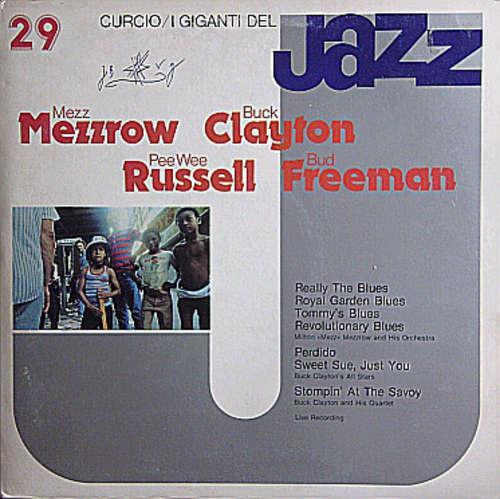 Cover Mezz Mezzrow / Buck Clayton / Pee Wee Russell / Bud Freeman - I Giganti Del Jazz Vol. 29 (LP, Comp) Schallplatten Ankauf