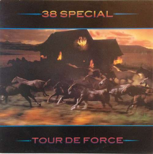 Cover 38 Special (2) - Tour De Force (LP, Album) Schallplatten Ankauf