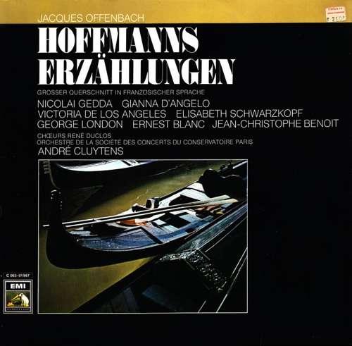 Bild Jacques Offenbach - Hoffmans Erzählungen (Grosser Querschnitt In Französischer Sprache) (LP) Schallplatten Ankauf