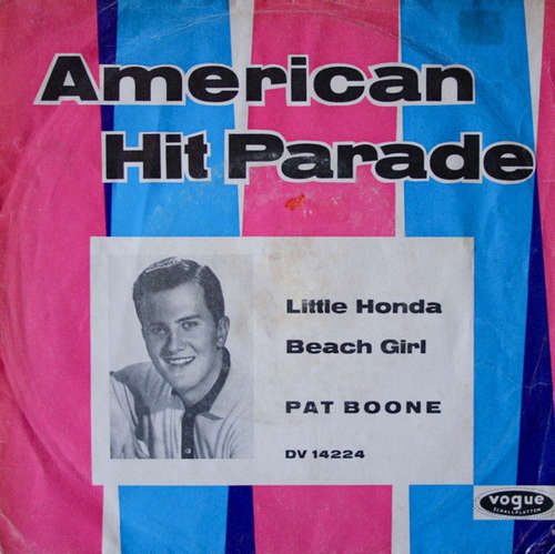 Bild Pat Boone - Little Honda (7, Single) Schallplatten Ankauf
