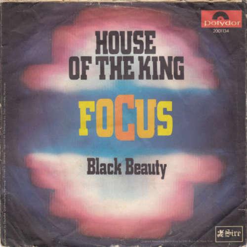 Cover zu Focus (2) - House Of The King (7, Single) Schallplatten Ankauf