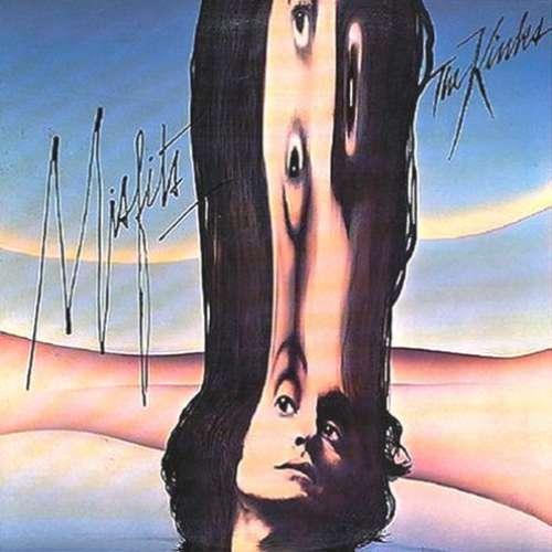 Cover The Kinks - Misfits (LP, Album, Gat) Schallplatten Ankauf