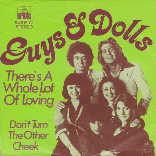 Bild Guys & Dolls* - There's A Whole Lot Of Loving (7, Single) Schallplatten Ankauf