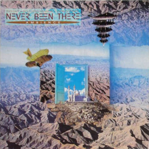 Cover Never Been There - Ambience (LP, Album) Schallplatten Ankauf