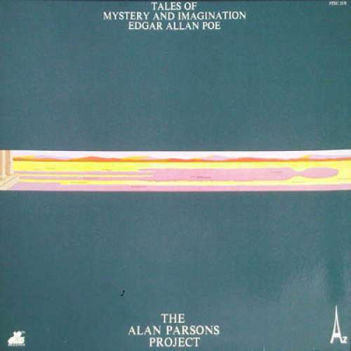 Cover The Alan Parsons Project - Tales Of Mystery And Imagination (LP, Album, Gat) Schallplatten Ankauf