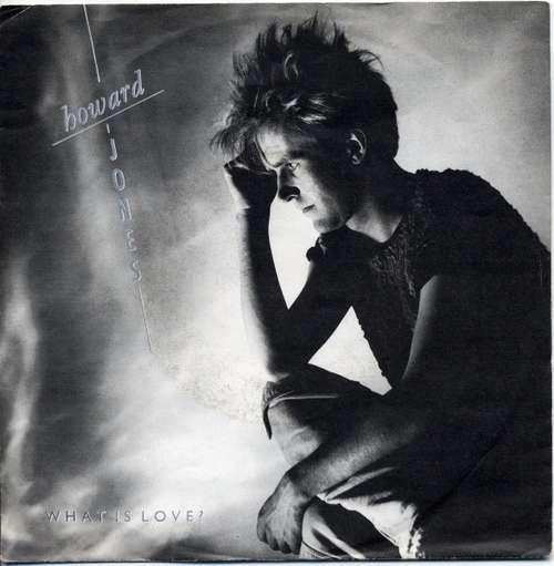 Bild Howard Jones - What Is Love? (7, Single) Schallplatten Ankauf