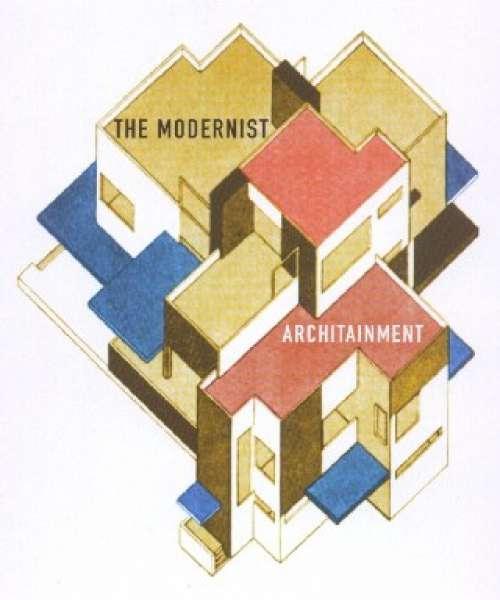 Bild The Modernist - Architainment (12) Schallplatten Ankauf
