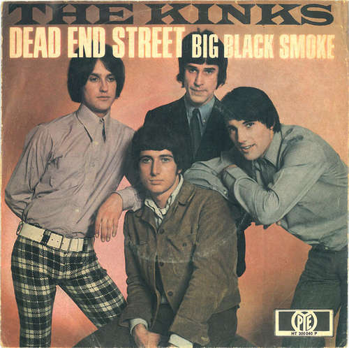 Cover The Kinks - Dead End Street (7, Single) Schallplatten Ankauf