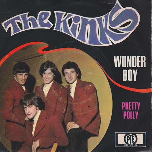 Cover The Kinks - Wonder Boy (7, Single) Schallplatten Ankauf