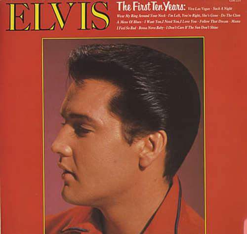 Cover Elvis Presley - The First Ten Years (LP, Comp) Schallplatten Ankauf