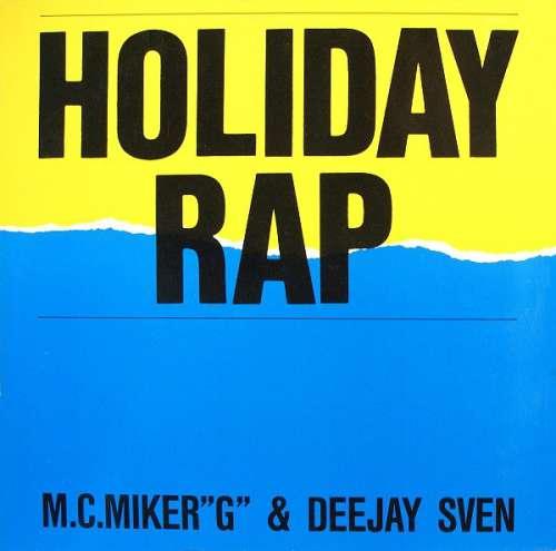 Cover M.C.Miker G & Deejay Sven* - Holiday Rap (12) Schallplatten Ankauf