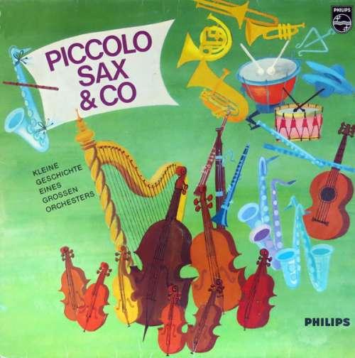 Bild André Popp - Piccolo Sax & Co - Kleine Geschichte Eines Grossen Orchesters (LP, Album, RE) Schallplatten Ankauf