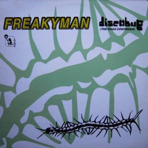 Bild Freakyman - Discobug (The Saga Continues) (12) Schallplatten Ankauf