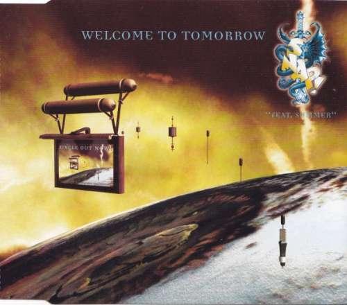 Cover zu Snap! Feat. Summer - Welcome To Tomorrow (CD, Single) Schallplatten Ankauf