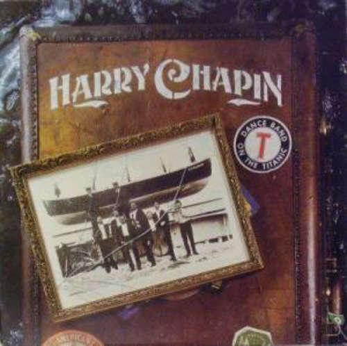 Cover zu Harry Chapin - Dance Band On The Titanic (2xLP, Album) Schallplatten Ankauf