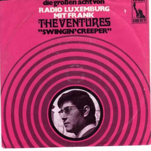 Cover The Ventures / Sandy Nelson - The Swingin' Creeper / Teen Beat (7, Single, Mono) Schallplatten Ankauf