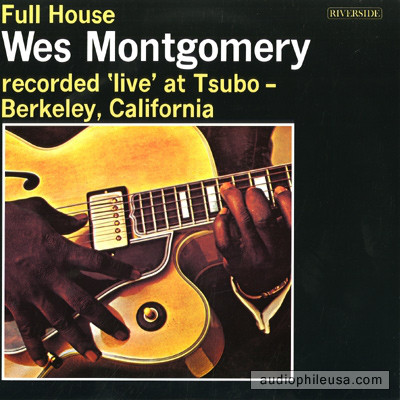 Cover Wes Montgomery - Full House (LP, Album, RE) Schallplatten Ankauf
