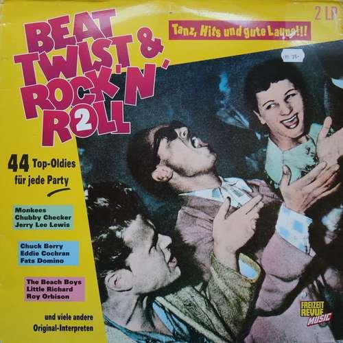 Cover Various - Beat, Twist & Rock'N'Roll Vol. 2 (2xLP, Comp) Schallplatten Ankauf