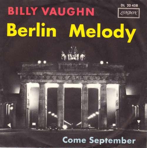 Cover zu Billy Vaughn And His Orchestra - Berlin Melody (7, Single) Schallplatten Ankauf
