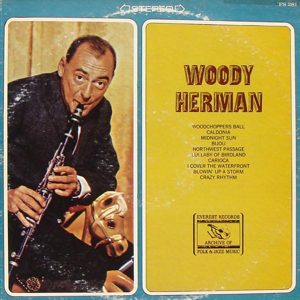 Cover Woody Herman - Woody Herman (LP) Schallplatten Ankauf