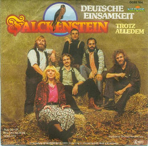 Bild Falckenstein - Deutsche Einsamkeit (7, Single) Schallplatten Ankauf