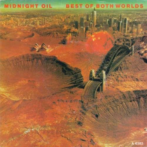 Bild Midnight Oil - Best Of Both Worlds (7, Single) Schallplatten Ankauf