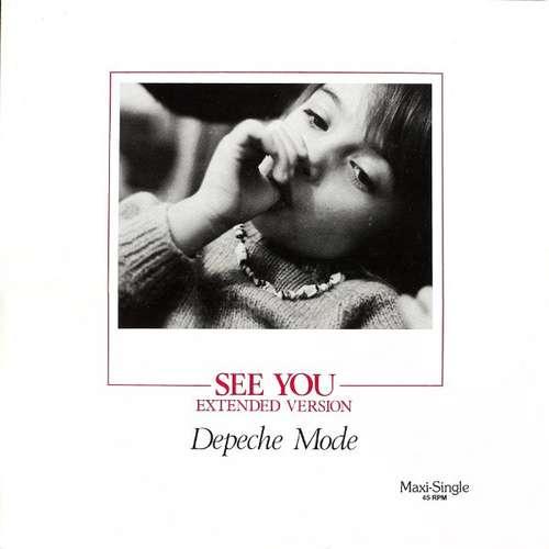 Cover Depeche Mode - See You (12, Maxi) Schallplatten Ankauf