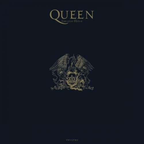 Cover Queen - Greatest Hits II (2xLP, Comp) Schallplatten Ankauf