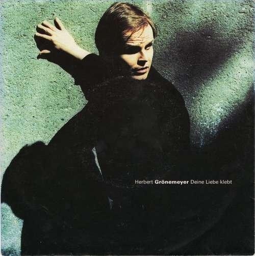Bild Herbert Grönemeyer - Deine Liebe Klebt (7, Single) Schallplatten Ankauf