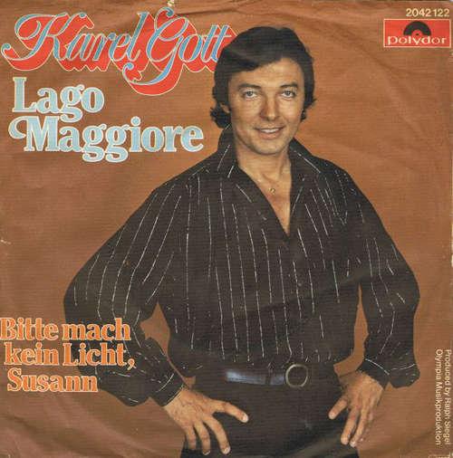 Bild Karel Gott - Lago Maggiore (7, Single) Schallplatten Ankauf