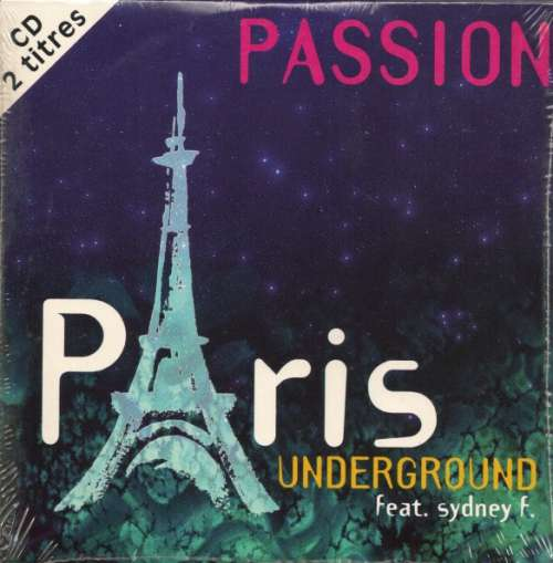 Bild Paris Underground - Passion (Move Around) (CD, Single) Schallplatten Ankauf