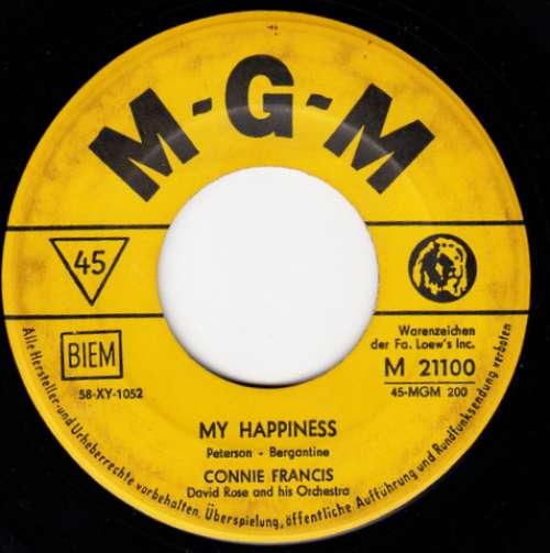 Bild Connie Francis - My Happiness / You Always Hurt The One You Love (7, Single) Schallplatten Ankauf