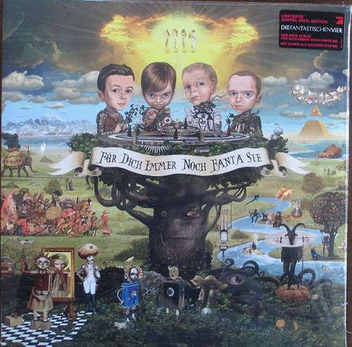 Cover Die Fantastischen Vier - Für Dich Immer Noch Fanta Sie (2xLP, Album, Ltd) Schallplatten Ankauf