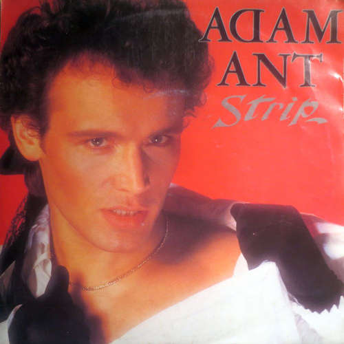 Cover Adam Ant - Strip (7, Single) Schallplatten Ankauf