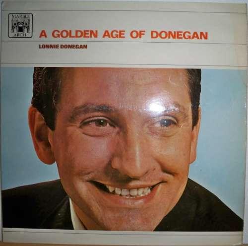 Cover zu Lonnie Donegan - A Golden Age Of Donegan (LP, Comp, RE) Schallplatten Ankauf