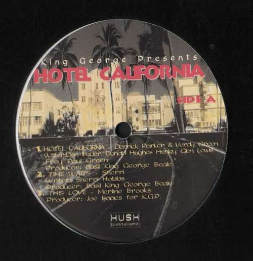 Bild Various - King George Presents Hotel California (LP, Comp) Schallplatten Ankauf