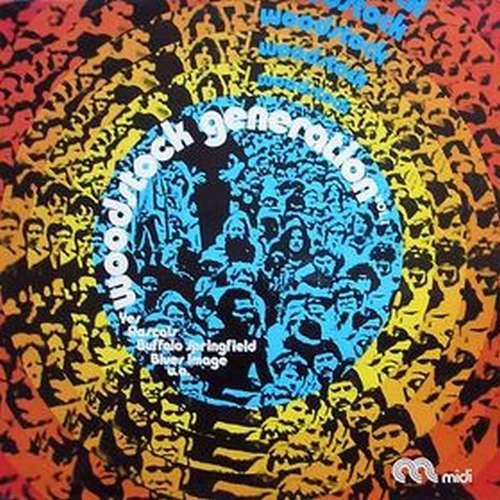 Bild Various - Woodstock Generation Vol.1 (LP, Comp) Schallplatten Ankauf