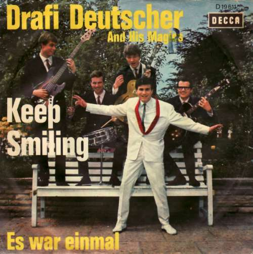 Bild Drafi Deutscher And His Magics - Keep Smiling (7, Single) Schallplatten Ankauf