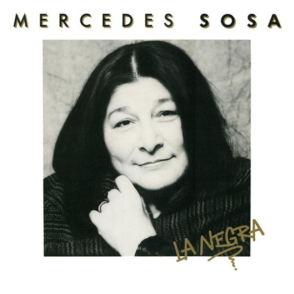 Cover Mercedes Sosa - La Negra (LP, Album) Schallplatten Ankauf